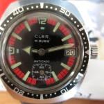 ceas Cler diver mecanism Lorsa 238G - 01
