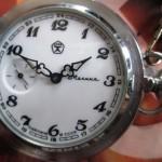ceas de buzunar Molnija mecanism 3602 - a