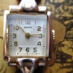 01 ceas Zaria art-deco, mecanism 1800