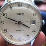 01 ceas Orex quartz NOS mecanism KAL 13