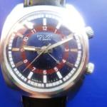 ceas Poljot cu sonerie mecanism 2612 - a