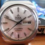 01 ceas Doxa by Synchron Conquistador automatic, mecanism Synchron 68