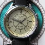 01 ceas Poljot cu sonerie mecanism 2612
