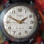 01 ceas Rodina, primul ceas automatic rusesc, mecanism 2415