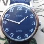 01 ceas Chaika barbatesc, mecanism 1601 A