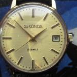 01 ceas Sekonda mecanism Poljot 2614.2H