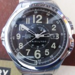 01 Hamilton Khaki Conservation International Harrison Ford, ETA 2893-2