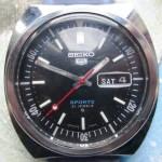 01 ceas Seiko Sports mecanism Seiko 6119C