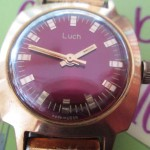 01 ceas Luch de dama cadran mov mecanism 1809