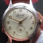 01 ceas Start, primul ceas rusesc, mecanism 41 M 32yH