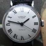 01 ceas de dama Lanco mecanism ETA 2490
