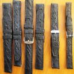 01 curele ceas din piele de strut
