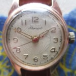 01 ceas Aurora, foarte rar, mecanism 2009.1A