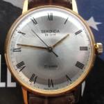 01 ceas Sekonda de Luxe mecanism Luch 2209 Vympel