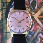 12 ceas Sekonda automatic, mecanism 2616.1H cu 30 de rubine