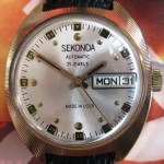01 ceas Sekonda automatic mecanism Slava 2427