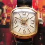 06 ceas Mechta, cel mai mic ceas rusesc, mecanism 1509