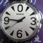 01 ceas Raketa Zero, mecanism Raketa 2609.HA