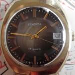 01 ceas Sekonda barbatesc, mecanism Poljot 2614.2H