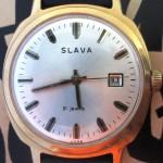 01 ceas Slava mecanism 2414