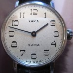 01 ceas Zaria dama, mecanism 2001
