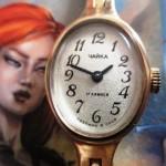 01 ceas de dama Chaika mecanism 1301
