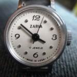 09 ceas Zaria dama, mecanism 1509 V.1