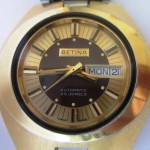 01 ceas Betina automatic, mecanism FHF 909