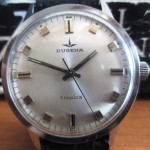 01 ceas Dugena Tropica mecanic mecanism Dugena 715 (AS 1604)
