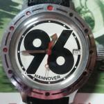 01 ceas Komandirskie Amfibia Hannover 96 automatic, mecanism 2416 B
