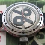 11 ceas Komandirskie Amfibia Hannover 96 automatic, mecanism 2416 B