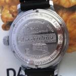 14 ceas Komandirskie Amfibia Hannover 96 automatic, mecanism 2416 B