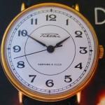 01 ceas Raketa vintage, mecanism 2609.HA