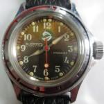 01 ceas Komandirskie Kadett mecanism 2414