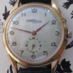 01 ceas Nicolet Watch, mecanism Pronto 13400