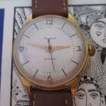 01 ceas Almaz, mecanism Wostok 2809A
