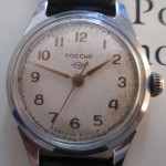 01 ceas Rossia mecanism Raketa 2609 Baltika