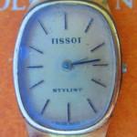 01 Tissot Stylist mecanism 2700 (Omega 1100)