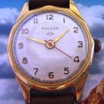 01 ceas Rossia mecanism Raketa 2609