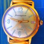 01 ceas Wostok Komandirskie mecanism Wostok 2234