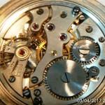 04 ceas buzunar golf D.J. Rees (Dai Rees) mecanism FHF 3