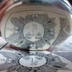 10 ceas buzunar Elgin argint mecanism Elgin 151