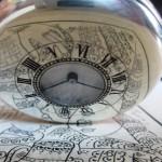 11 ceas buzunar Elgin argint mecanism Elgin 151