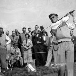 14 D.J. Rees jucind golf in 18 septembrie 1936 (sursa-gettyimages)