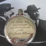 17a ceas buzunar Elgin argint mecanism Elgin 151