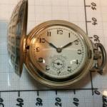 18 ceas buzunar golf D.J. Rees (Dai Rees) mecanism FHF 3