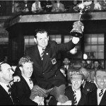 19 Dai Rees tinind trofeul Ryder Cup (sursa-gettyimages)