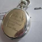 20 ceas buzunar Elgin argint mecanism Elgin 151