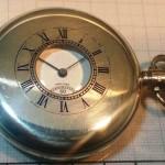 20a ceas buzunar Elgin argint mecanism Elgin 151
